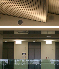 Fluorescent Architectural Recessed Linear